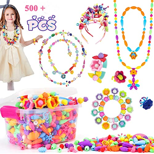 Girls Galt Toys Jewellery Beads Art and Charms Making Kids Creative Toy Best New