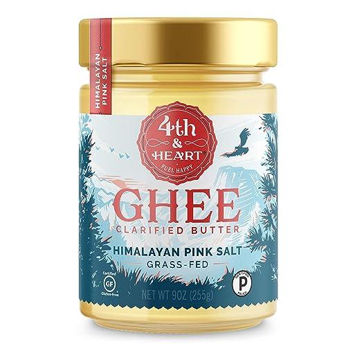 4th & Heart Grass-Fed Ghee Butter