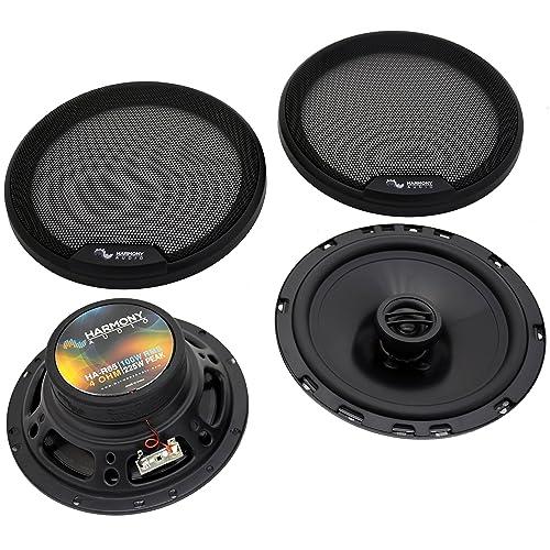 Toyota Celica 1994-1999 Factory Speaker Replacement Harmony R65 /& CXA300.4 Amp