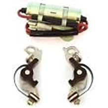 Ignition Tune Up Kit Points /& Condenser Compatible with Honda Z50 CT//SL//XL70 XL//XR75 XL80S Hitachi ONLY