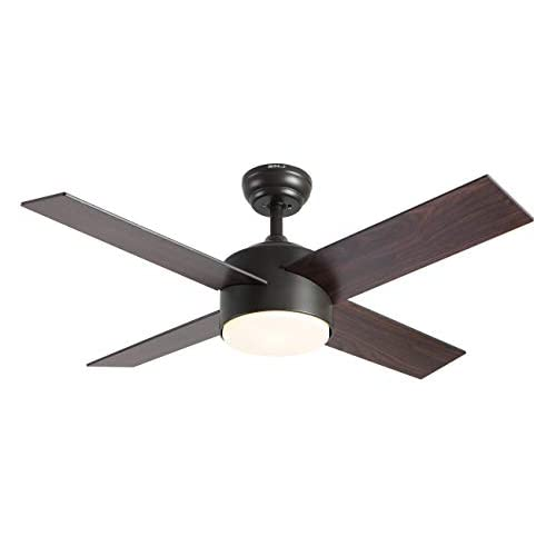 Remote Control Snj Modern Ceiling Fan, Dining Room Ceiling Fan