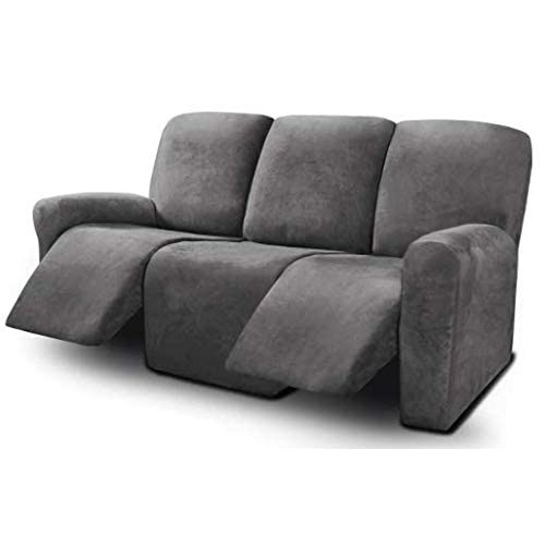 Cushion Reclining Sofa Slipcovers, Slipcovers For Dual Reclining Sofas
