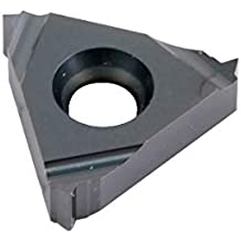 HHIP 6006-4512 16NR-12UN TIALN Coated Internal Threading and Grooving Carbide Insert 3//8 IC 12 TPI Screw Pitch Right Hand 0.63 Length x 0.143 Thick