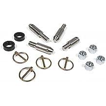 JKS 9607 Rear Bar Pin Eliminator Kit for Jeep JK