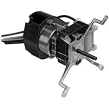 1480rpm 60 Hz 1//100HP 0.58amps Fasco D1160 3.3 Frame Shaded Pole Fasco Totally Enclosed OEM Replacement Motor with Sleeve Bearing 115V