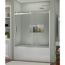 "Shower Door Roller with Threaded Hex Hub 3//4/"" Oval Edge Nylon B.B"