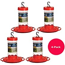 First Nature 3057 HummingBird Feeder Starter Kit 16 oz.