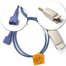 Denshine Nellcor DS 100A Neonate Baby Soft Wrap Spo2 Sensor 3ft 9 Pins