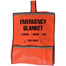 Red//Orange Safety Flag SFP24 24-Inch Vinyl Safety Flags with Dowel