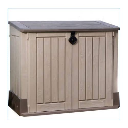 Plastic Outdoor Storage Shed 30, Outdoor Storage Cabinets For Patio