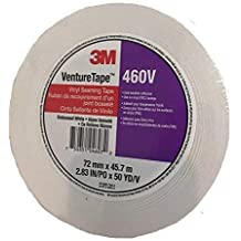 TWO Venture Tape Foil HVAC Tape  2.5 in x 60yd 1581A