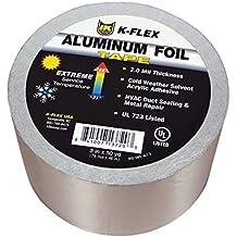 "K-Flex Usa 2-1//8/"" x 6 ft Elastomeric Pipe Insulation 6RX048218 1//2/"" Wall"