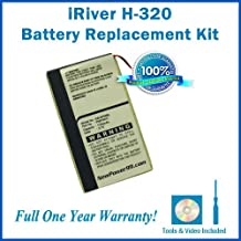 Tools NewPower99 Battery Replacement Kit for iPod Special Edition U2 5th Generation with Installation Video and Extended Life Battery.