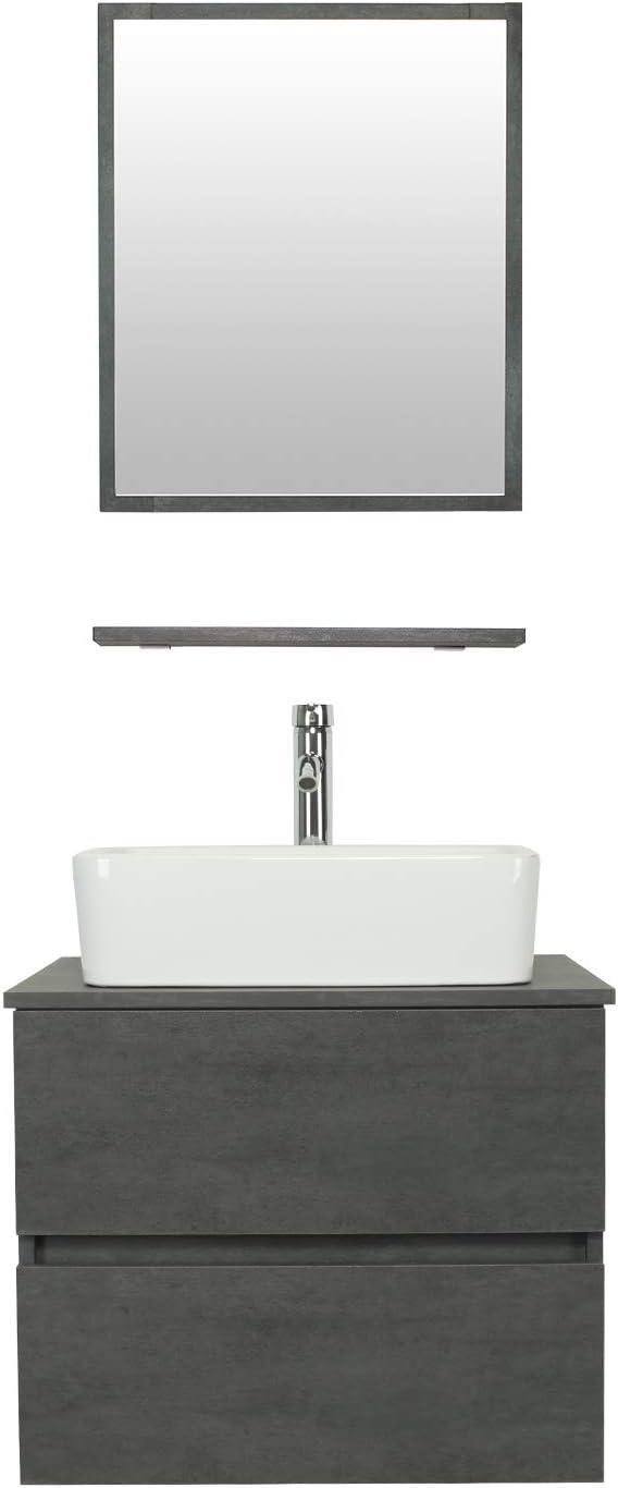 Bathroom Vanity Sink Combo Wall Mounted, Bathroom Vanity Vessel Sink Combo