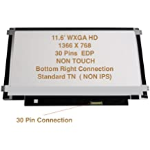 SCREENARAMA New Screen Replacement for HP Chromebook 11 G4 HD 1366x768 LCD LED Display with Tools Matte