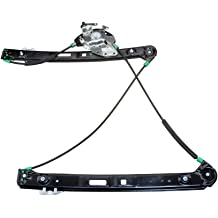 A-Premium Power Window Regulator with Motor for Chevrolet Impala 2006-2013 Impala Limited 2014-2016 Rear Left Driver Side