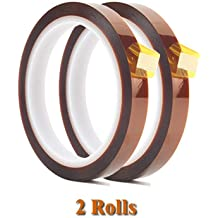 Canvas Clear 6 inch x 108 ft Available in Multiple Sizes Boat Sails or Camper WOD GHT5E Heavy-Duty Awning Repair Tape UV Resistant Weatherseal Film for Rips or Punctures in RV Pool Covers