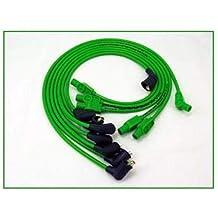 Sumax Thundervolt Blue Spark Plug Wires 60631