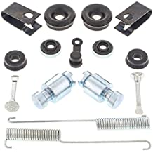BossBearing ABS Front Wheel Bearings Kit EMQ Quality for Harley Davidson Electra Glide Ultra Classic FLHTCUI 2009 2010 2011 2012 2013 2014 2015 2016 2017 2018