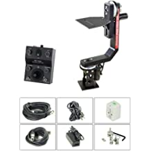 Heavy Duty Yet Lightweight Best Travel//Indoor//Outdoor Aluminum Crane with LCD Arm and Bag Camgear DSLR Video Camera Crane Jib DSLR Tilt with 4 Feet Length