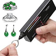 Portable Diamond//Gold Tester Moissanite Selector Gemstone Jewelry Gems Tool