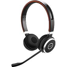Jabra Voice 250 Mono Microsoft Optimized Corded Headset 5 Pack