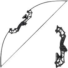 "60/"" Takedown Recurve Bow Arrow Rest Tool 25lb-50lb Kit Archery Shooting Hunting"