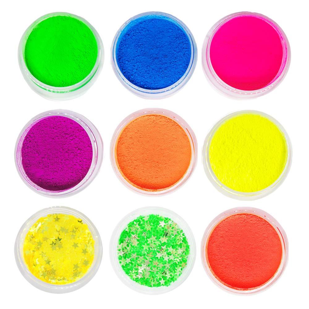 Neon Pigment Eyeshadow Powder