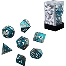Set of 10 Six Sided D6 12mm Dice Die Squared RPG D/&D Bunco Board Game Green