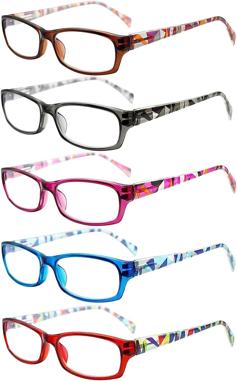 Buy 20 Pack Computer Reading Glasses Men and Women Anti Eyestrain ...