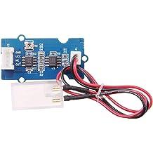 uxcell High Sensitive Vibration Switch Sensor Module SW-18010P Normally Open Alarm Sensor Module for Arduino 5pcs