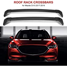 ALAVENTE Roof Rack Crossbars for 2017-2018 Honda CRV Aluminum Roof Top Cross Bar Set CR-V Luggage Roof Side Racks