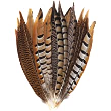 7-Inch Touch of Nature 38192 Pheasant Wing Quill