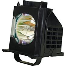 Mitsubishi WD-73638 TV Lamp with Housing with 150 Days Warranty