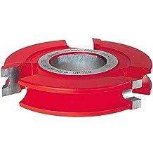 Freud UP122 1//4-Inch Concave Radius Shaper Cutter 1-1//4 Bore