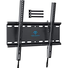 Wall Mount TV Bracket Tilts Swivels /& Extends 14 Inches TV Mount fits Flat PERLESMITH Full Motion TV Wall Mount Bracket for Most 13-30 Inch TVs /& Monitors Curved TVs up to 33lbs Max VESA 100X100