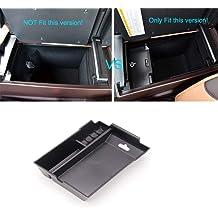 Car Center Console Armrest Storage Box Organizer Tray For Porsche Macan 14-17