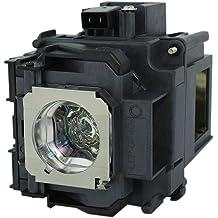 Epson EX9200 Projector Housing with Original OEM Osram P-VIP Bulb