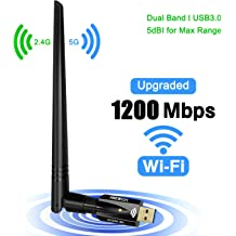 Superwang USB Network Adapters Wireless Wifi Dongle Stick RT5370 150Mbps For Hd