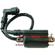 FixRightPro 70 Universal Straight Throttle Cable for Gas Scooter Go Kart Mini Bike