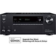 6 pairs Black with 16-Gauge Speaker Wire Denon AVRS540BT 5.2 Channel Arc and HDMI Receiver 100 Feet and Banana Plugs