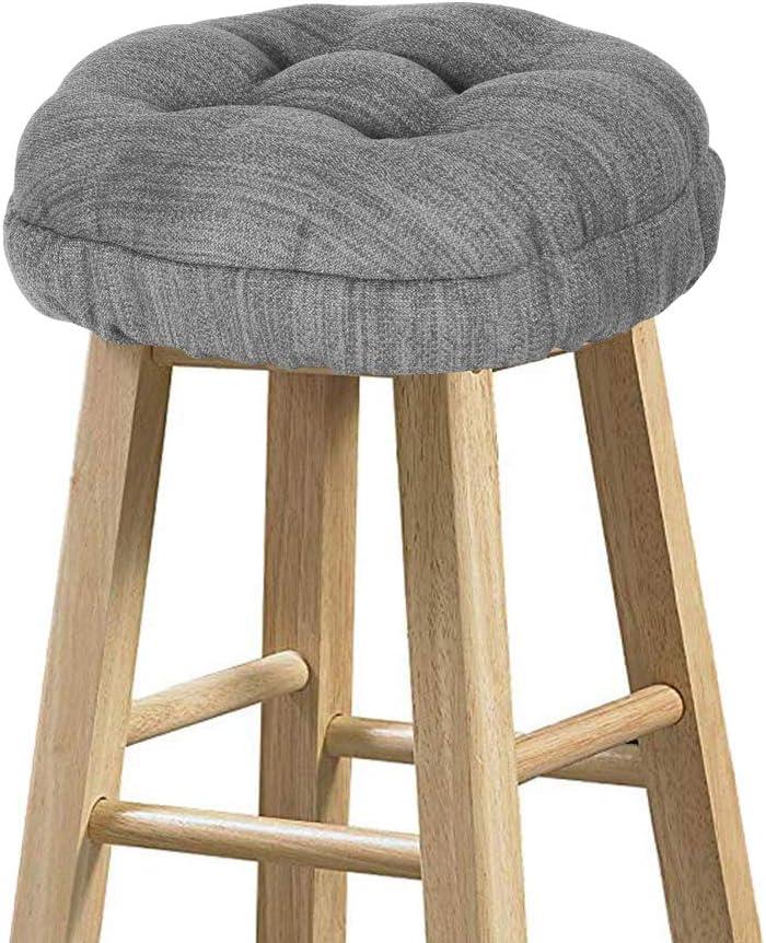 Stool Covers Round Baibu Super, Round Bar Seat Cushions