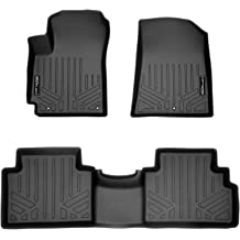 Salusy Custom fit Non-Slip Center Console Mats Door Liner Accessories Cup Mats for Kia Sportage 2017 2018 2019 2020