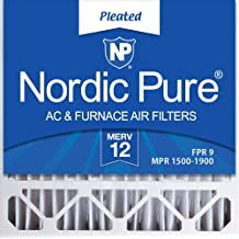 Nordic Pure 24 by 96-Inch-WAC-HP44-roll Window Air Conditioner Filter