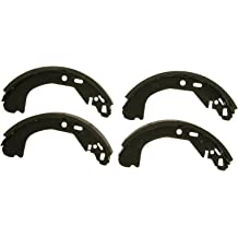 SPM Front Rear Brake Shoes for Honda CB125 CB 125 CB125S CL125 CL 125 CL125S CT90 CT 90 SL70 SL 70