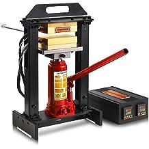 WeChef 6OZ Stainless Steel Mug Attachment for Custom Made Mug DIY Heat Press Machine Transfer Sublimation 130W