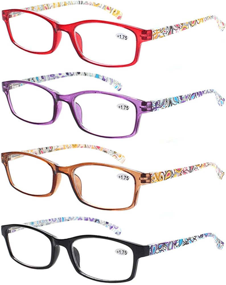 READING GLASSES 20 Pairs Stylish Quality Spring Hinge Readers Fashion Men  and Women Glasses for Reading