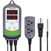 Digital Temperature Controller with 4ft Kevlar Wrapped 16MM Inner Diameter Heater Coil