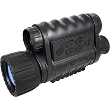 ACPOTEL Night Vision Monocular 5 x 35 Digital Night Vision HD ...