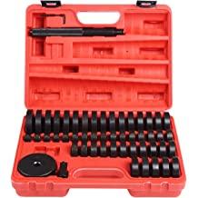 18 Piece Alternator Pulley Kit Alternator Pulley Tool by Shankly